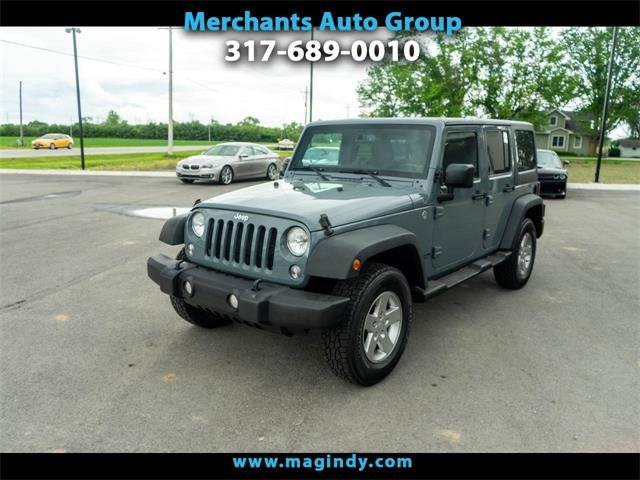 2014 Jeep Wrangler (CC-1510808) for sale in Cicero, Indiana