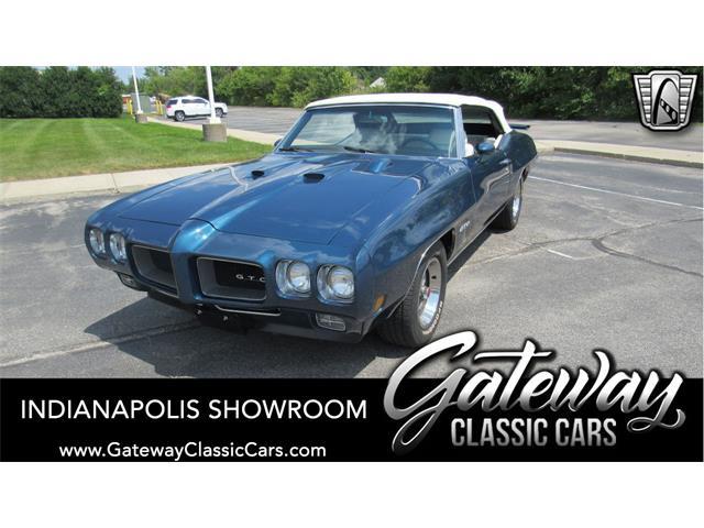 1970 Pontiac GTO (CC-1518088) for sale in O'Fallon, Illinois