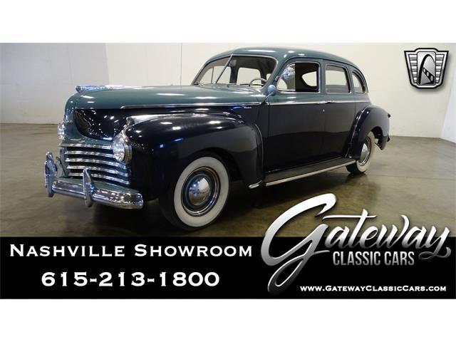 1941 Chrysler Windsor (CC-1518095) for sale in O'Fallon, Illinois