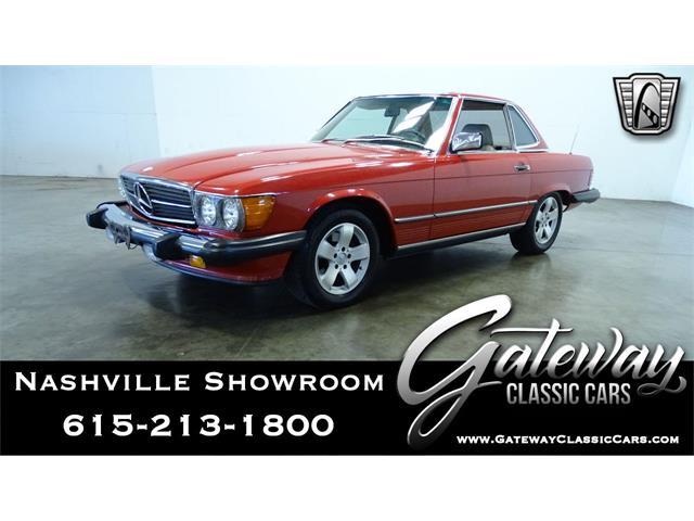 1987 Mercedes-Benz 560SL (CC-1518098) for sale in O'Fallon, Illinois