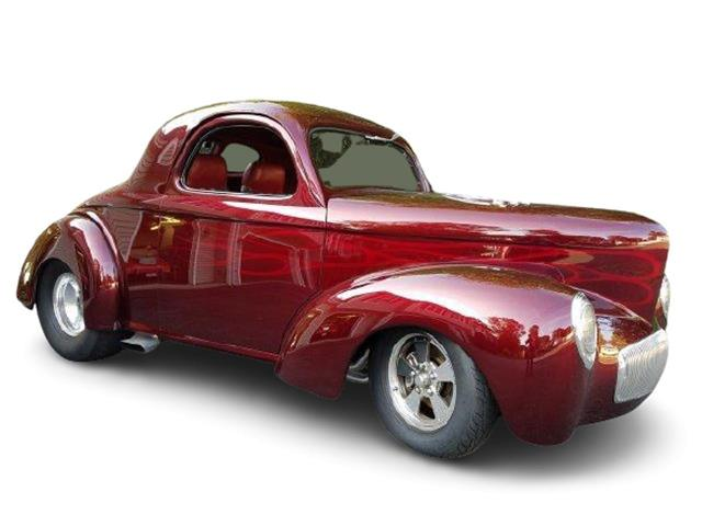 1941 Willys Coupe (CC-1510081) for sale in Lake Hiawatha, New Jersey