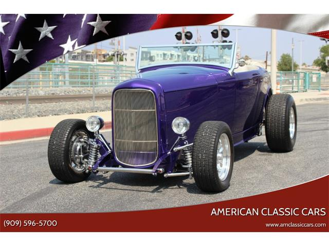 1932 Ford Roadster (CC-1518116) for sale in La Verne, California