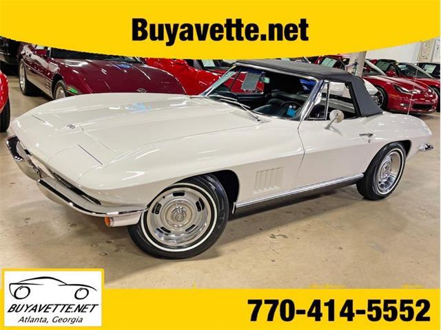 1967 Chevrolet Corvette (CC-1518120) for sale in Atlanta, Georgia