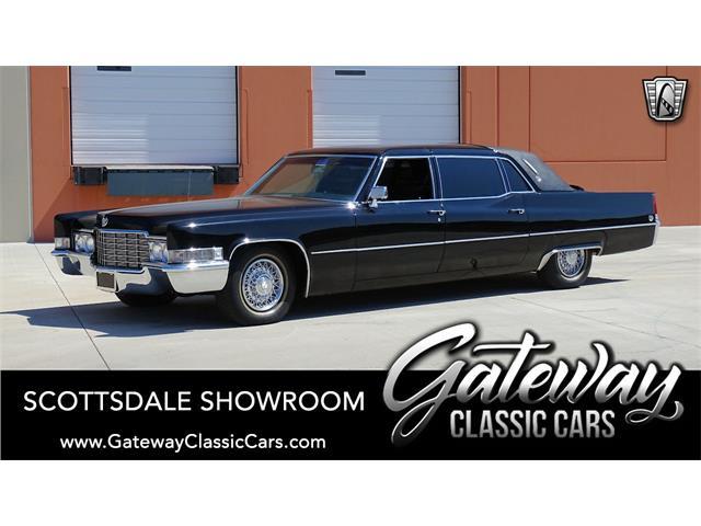 1969 Cadillac Fleetwood (CC-1518121) for sale in O'Fallon, Illinois