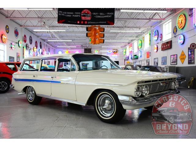 1961 Chevrolet Impala (CC-1518143) for sale in Wayne, Michigan