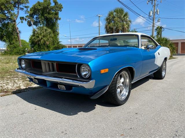 1974 Plymouth Cuda (CC-1518163) for sale in Pompano Beach, Florida