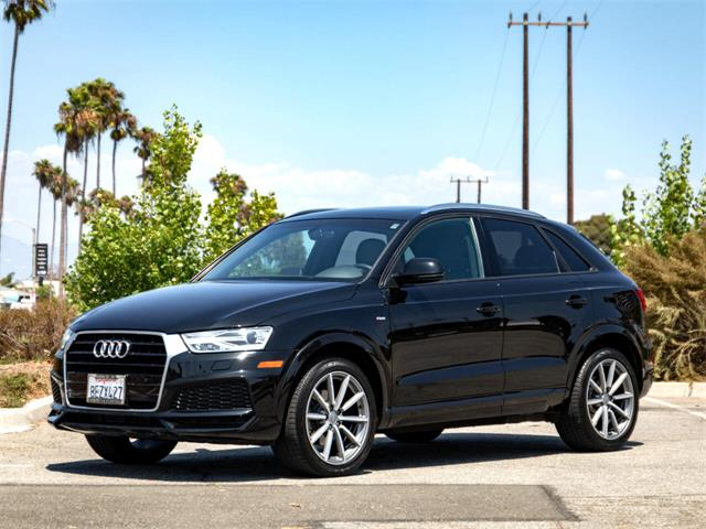 2018 Audi Q3 (CC-1518164) for sale in Marina Del Rey, California