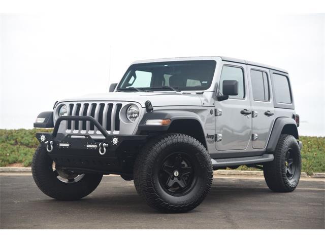 2019 Jeep Wrangler (CC-1518165) for sale in Santa Barbara, California