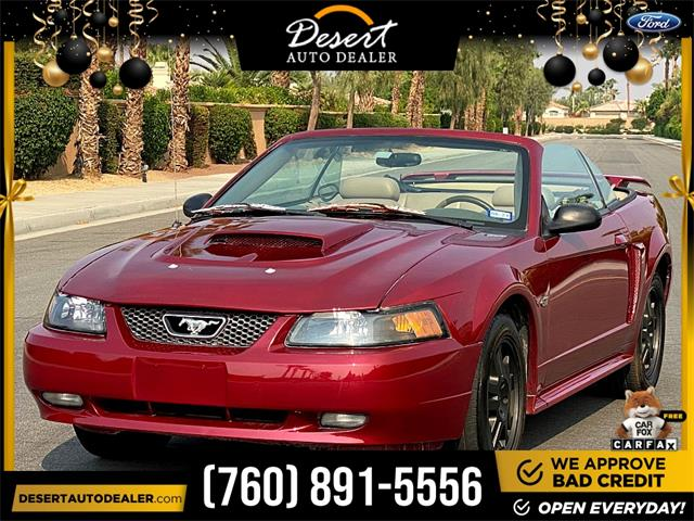 2003 Ford Mustang GT (CC-1518166) for sale in Palm Desert, California