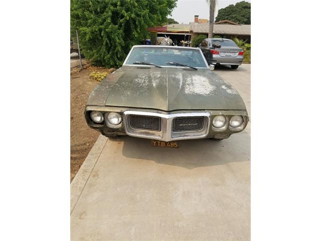 1969 Pontiac Firebird (CC-1518170) for sale in San Luis Obispo, California
