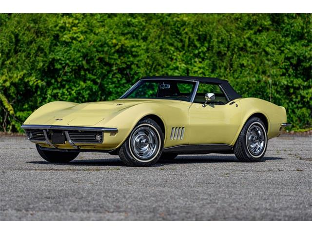 1968 Chevrolet Corvette (CC-1518172) for sale in Collierville, Tennessee