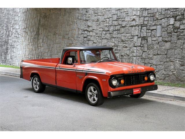 1967 Dodge D100 (CC-1518174) for sale in Atlanta, Georgia