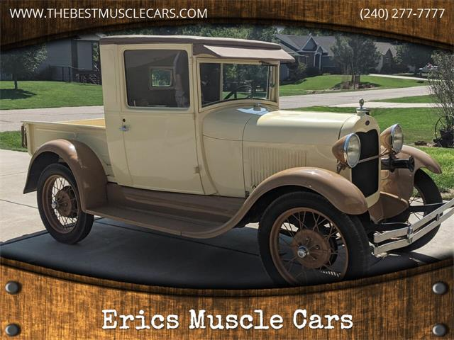 1928 Ford Model A (CC-1518175) for sale in Clarksburg, Maryland