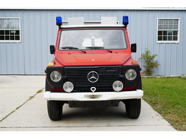 1980 Mercedes-Benz G200 (CC-1518185) for sale in Okahumpka, Florida