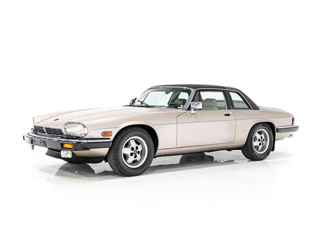 1987 Jaguar XJSC (CC-1518205) for sale in Montreal , Quebec