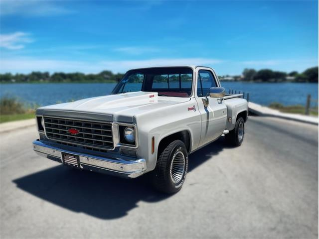 1978 Chevrolet C10 (CC-1518214) for sale in Delray Beach, Florida