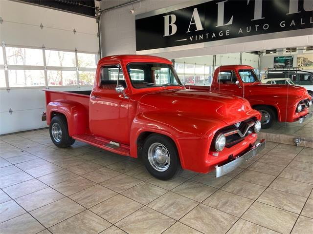 1954 Ford F100 (CC-1518217) for sale in St. Charles, Illinois