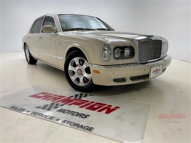 2001 Bentley Arnage (CC-1518222) for sale in Syosset, New York