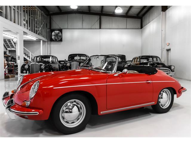 1960 Porsche 356 (CC-1518239) for sale in Saint Louis, Missouri