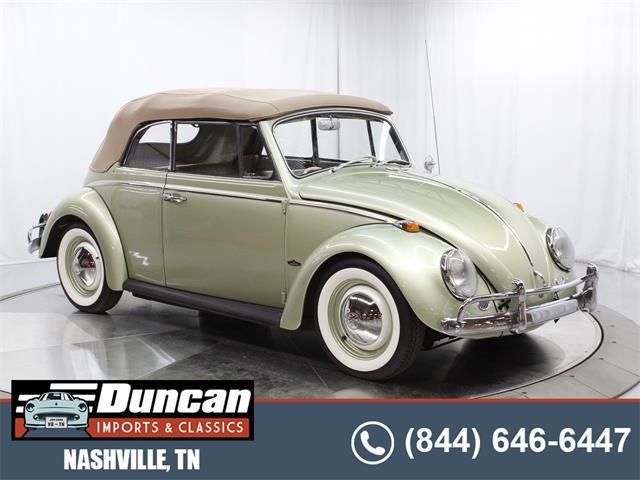 1966 Volkswagen Beetle (CC-1518241) for sale in Christiansburg, Virginia