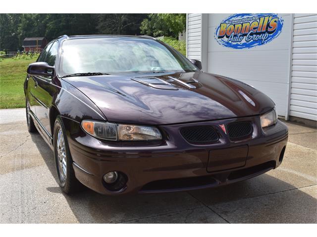 2002 Pontiac Grand Prix (CC-1518248) for sale in Fairview, Pennsylvania