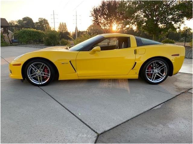 2008 Chevrolet Corvette (CC-1510825) for sale in Roseville, California