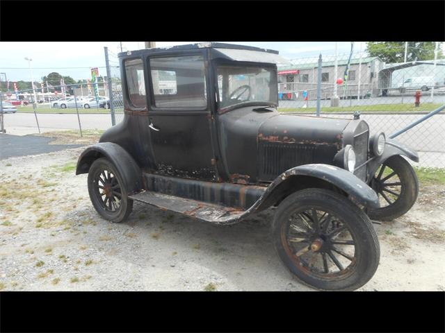1926 Ford 2-Dr Coupe (CC-1510828) for sale in Greenville, North Carolina