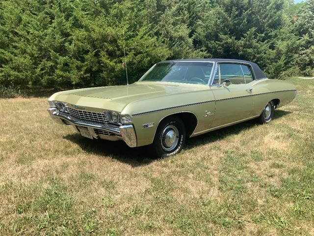 1968 Chevrolet Impala (CC-1518280) for sale in Saint Edward, Nebraska
