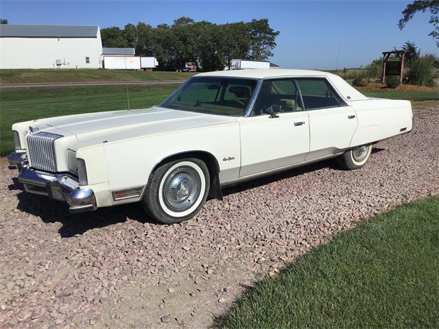 1977 Chrysler New Yorker (CC-1518294) for sale in Saint Edward, Nebraska