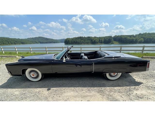 1971 Cadillac Eldorado (CC-1518318) for sale in Saltsburg, Pennsylvania
