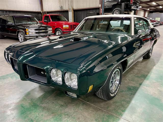 1970 Pontiac GTO (CC-1518319) for sale in Sherman, Texas