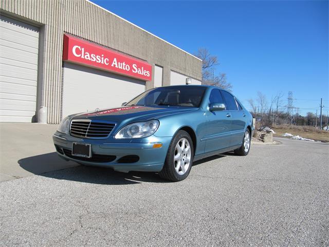 2003 Mercedes-Benz S500 (CC-1518329) for sale in Omaha, Nebraska