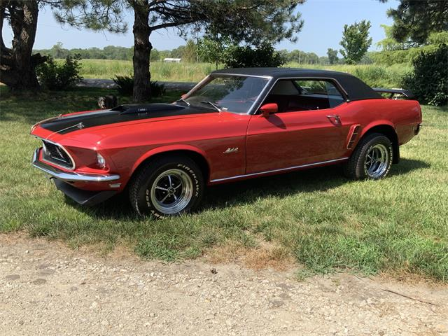1969 Ford Mustang (CC-1518334) for sale in Saint Edward, Nebraska