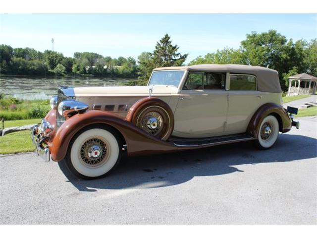 1935 Packard Super Eight (CC-1518359) for sale in Napanee, Ontario