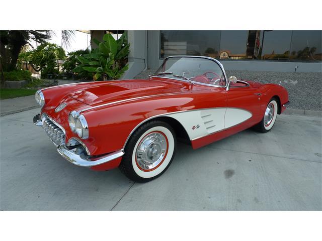 1958 Chevrolet Corvette (CC-1518360) for sale in Anaheim, California