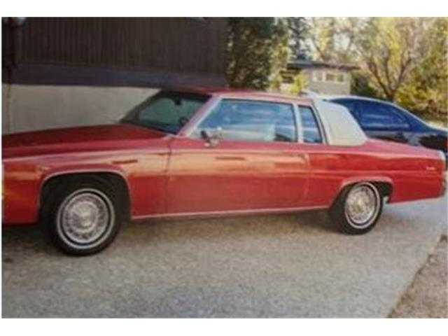 1980 Cadillac 2-Dr Coupe (CC-1518361) for sale in Edmonton, Alberta