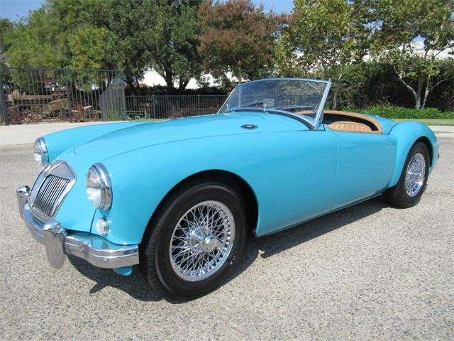 1958 MG MGA (CC-1518379) for sale in Simi Valley, California