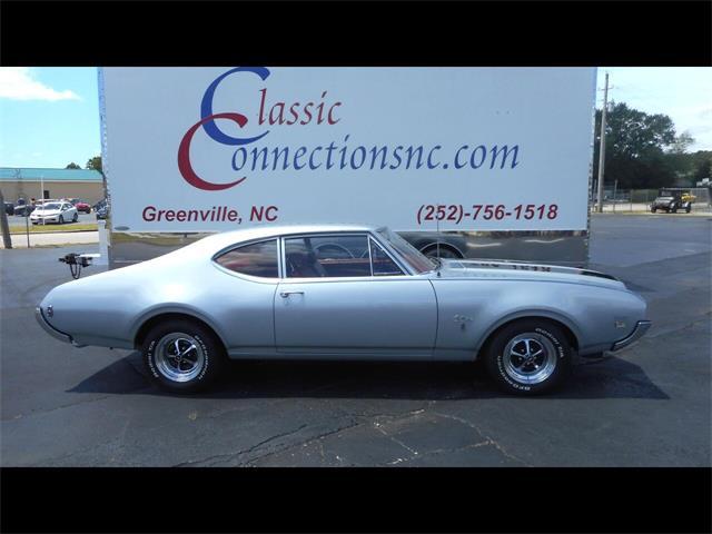 1969 Oldsmobile Cutlass (CC-1510838) for sale in Greenville, North Carolina