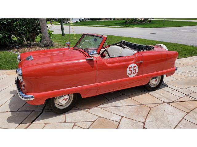 1955 Nash Metropolitan (CC-1518396) for sale in Punta Gorda, Florida