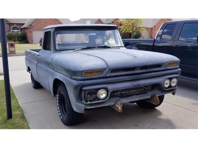 1965 GMC 1000 (CC-1518402) for sale in Norman, Oklahoma