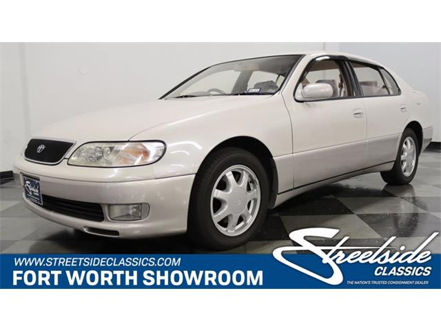 1993 Toyota Aristo (CC-1518412) for sale in Ft Worth, Texas