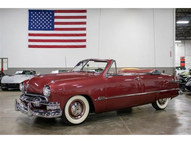 1951 Ford Custom (CC-1518413) for sale in Kentwood, Michigan