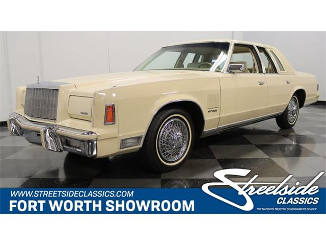 1979 Chrysler New Yorker (CC-1518414) for sale in Ft Worth, Texas