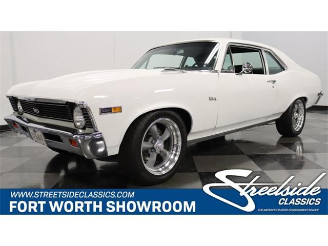 1969 Chevrolet Nova (CC-1518417) for sale in Ft Worth, Texas