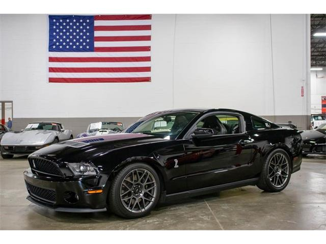 2012 Ford Mustang (CC-1518420) for sale in Kentwood, Michigan