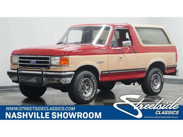 1989 Ford Bronco (CC-1518433) for sale in Lavergne, Tennessee