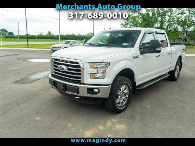 2016 Ford F150 (CC-1510844) for sale in Cicero, Indiana