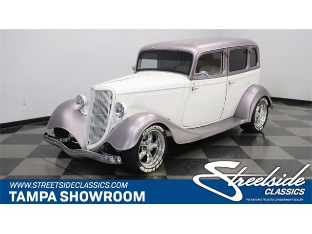 1934 Ford Sedan (CC-1518447) for sale in Lutz, Florida