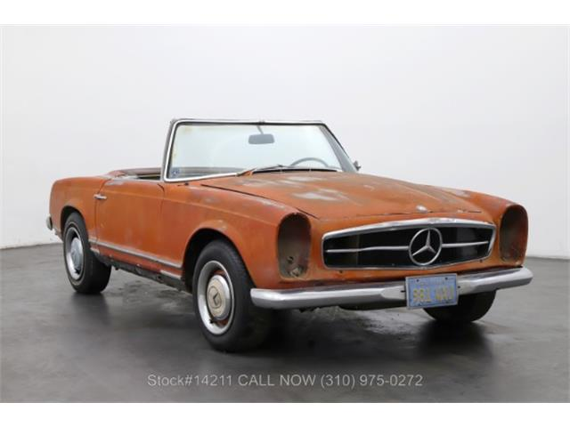 1966 Mercedes-Benz 230SL (CC-1518453) for sale in Beverly Hills, California