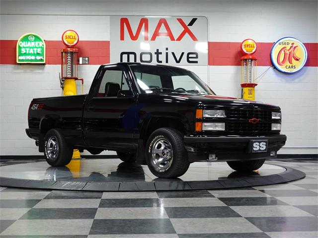 1990 Chevrolet 1500 (CC-1518460) for sale in Pittsburgh, Pennsylvania